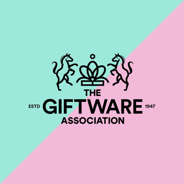 We're proud members of the Giftware Association