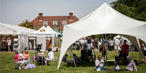 Bradleys the tannery at the Wealden Times Midsummer Fair