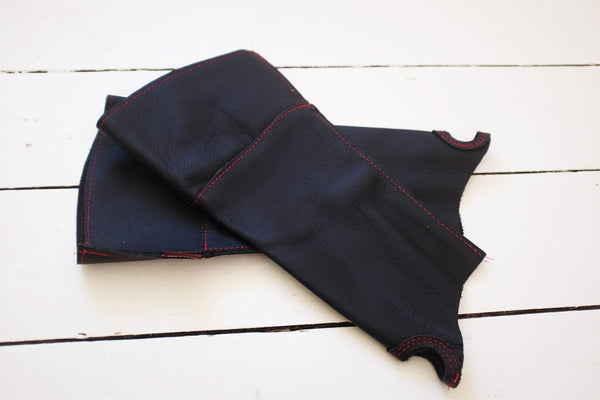 Heritage Leather Arm Protectors