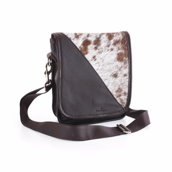 Heritage Hide Messenger Bag