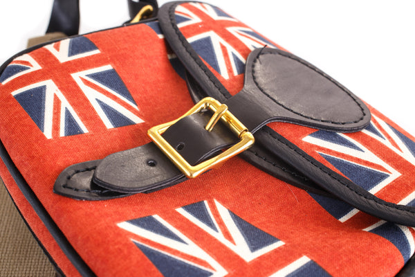 British Flag Cartridge Bag
