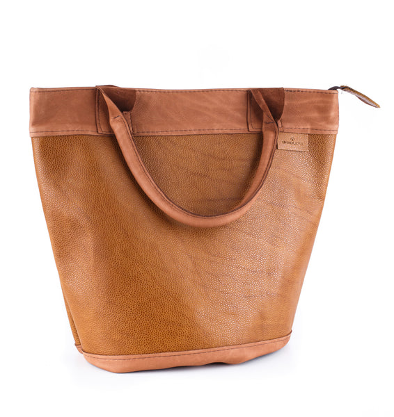 Heritage Leather Tote Bag