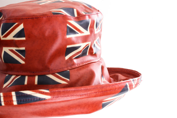 British Flag Showerproof Sun Hat