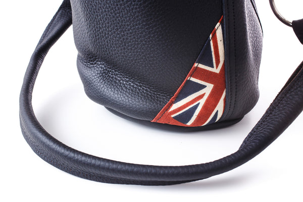 British Flag Bucket Bag