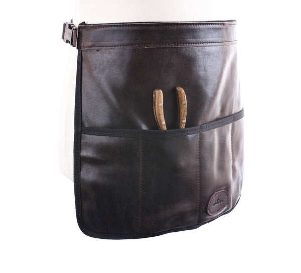 Leather tool apron