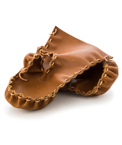 Heritage Leather Hedging Mittens