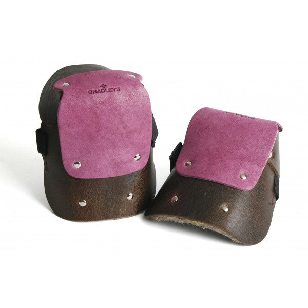 Heritage Leather Knee Pads