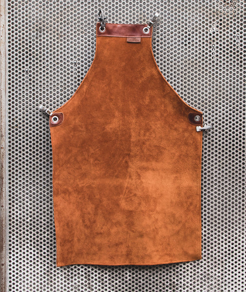 Suede Leather Apron