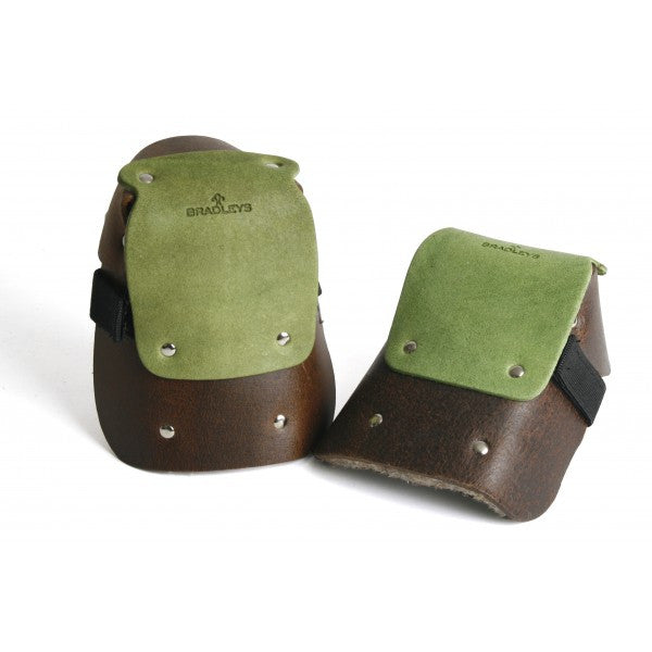 Leather industrial knee pads