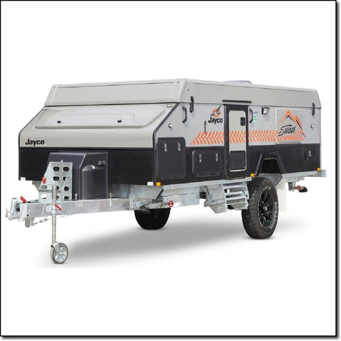 Camper Trailer Covers