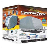 Prestige Caravan Cover Packaging - Caravan Cover Shop