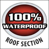 Prestige Cover 100% Waterproof Roof Section - Caravan Cover Shop