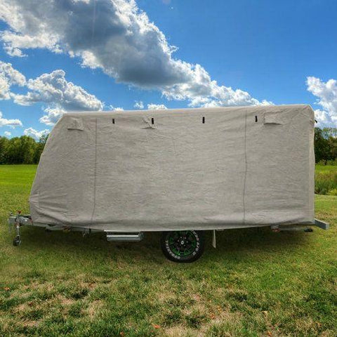 Camec Pop Top Cover 16'-18' - Caravan Cover Shop