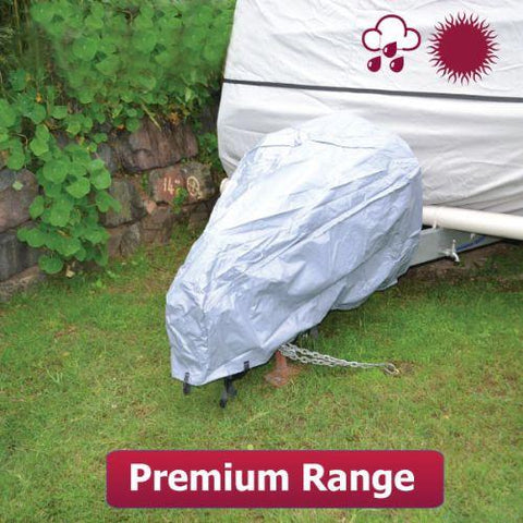Heavy Duty Drawbar Cover - Caravan Cover Shop