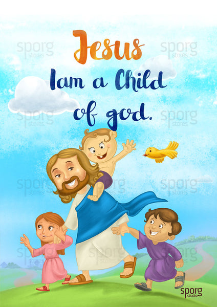 little Jesus posters by sporg stores