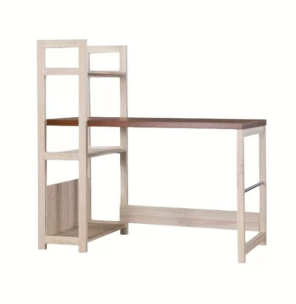 Anthia desk & bookshelf - Shannen Living
