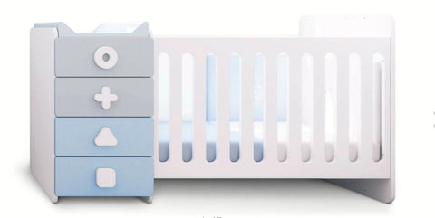 Timmy Baby cot set - Shannen Living
