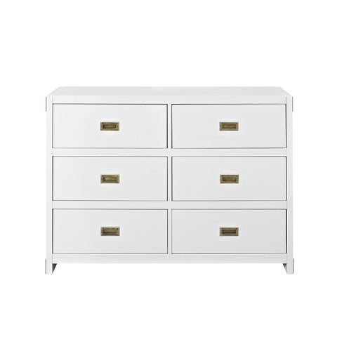 Bonnie 6 drawer double dresser - Shannen Living