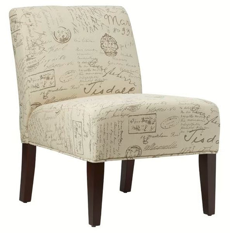 Juliet slipper chair - Shannen Living