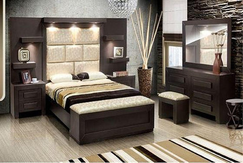 Theoline Bedroom Suite - Shannen Living