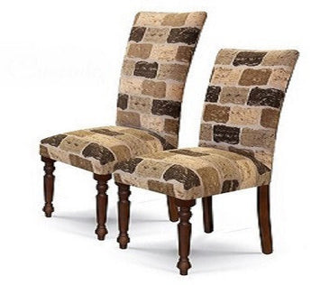 Sade high back chair & Sade medium back chair - Shannen Living