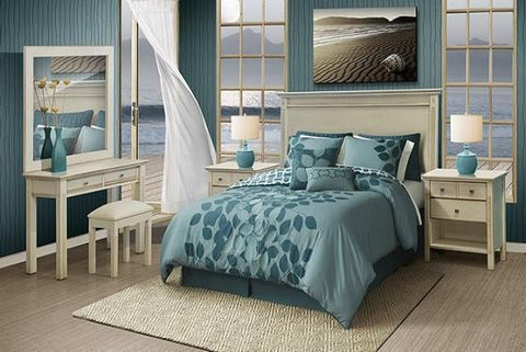 Lopez Bedroom Suite - Shannen Living