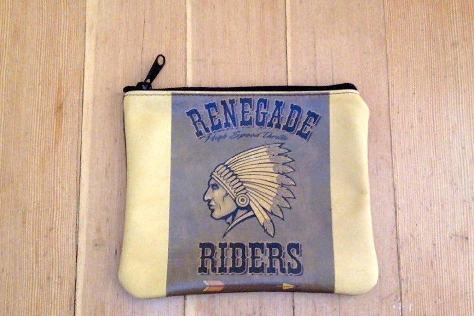 Renegade Riders Make-Up Bag - Remi & Co.