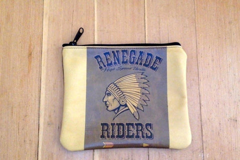 Renegade Riders Make-Up Bag