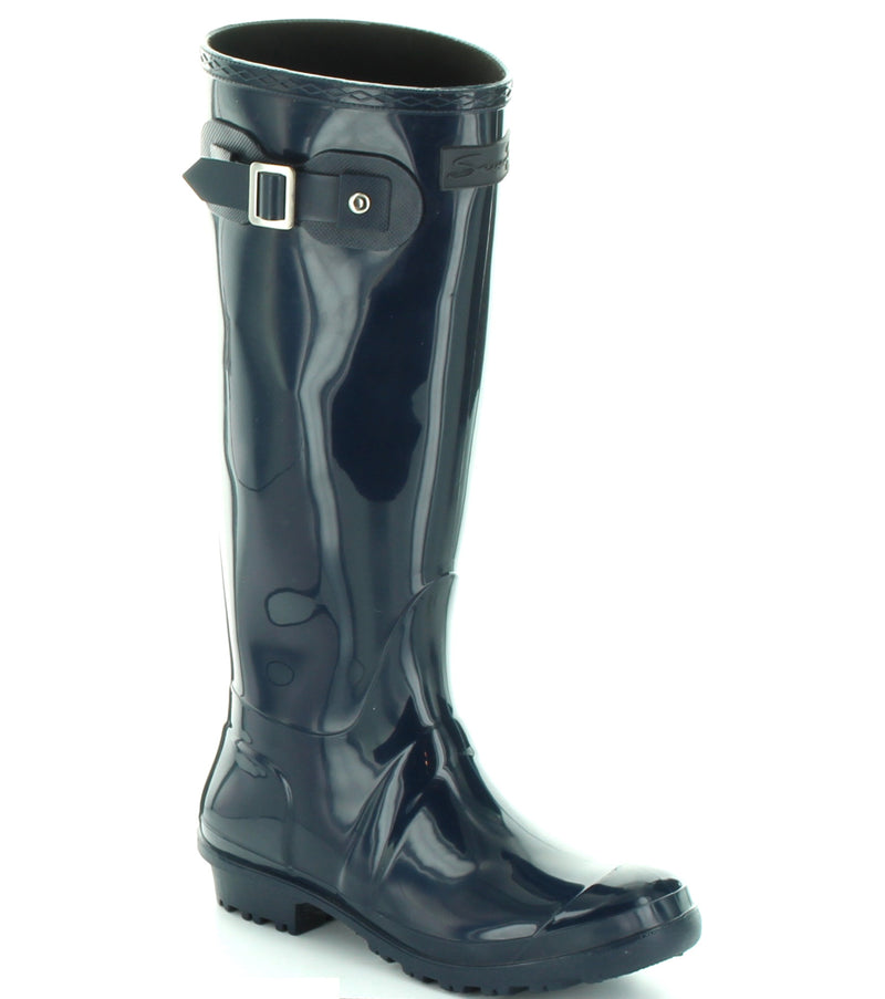 British Girl Tall Rain Boot