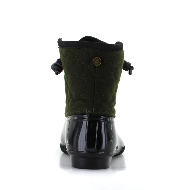 Goose Wool Duck Boot