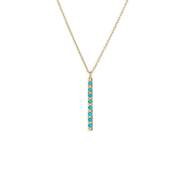 Maya Azul Necklace