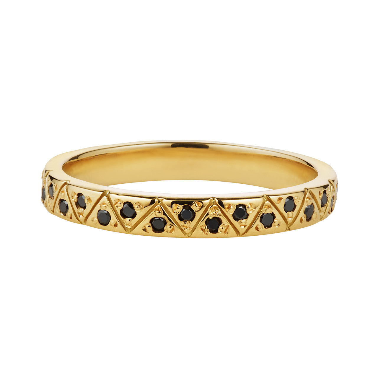 Gaia Eternity Band, Black Diamonds