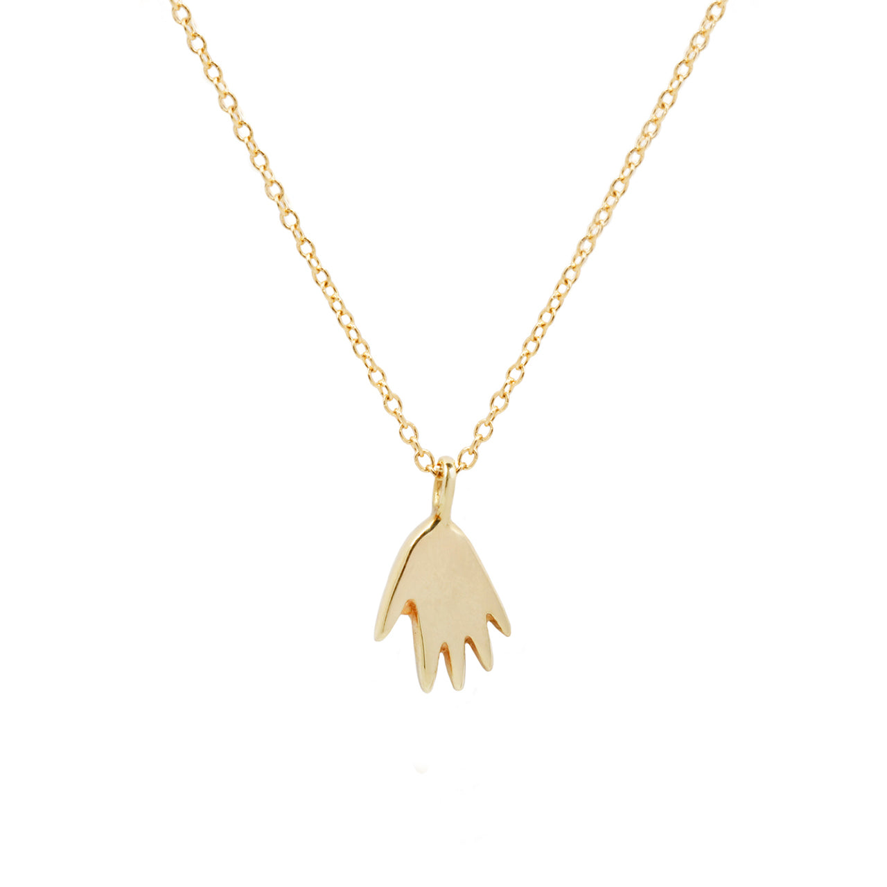 AILI x BLEUBIRD Hand Necklace