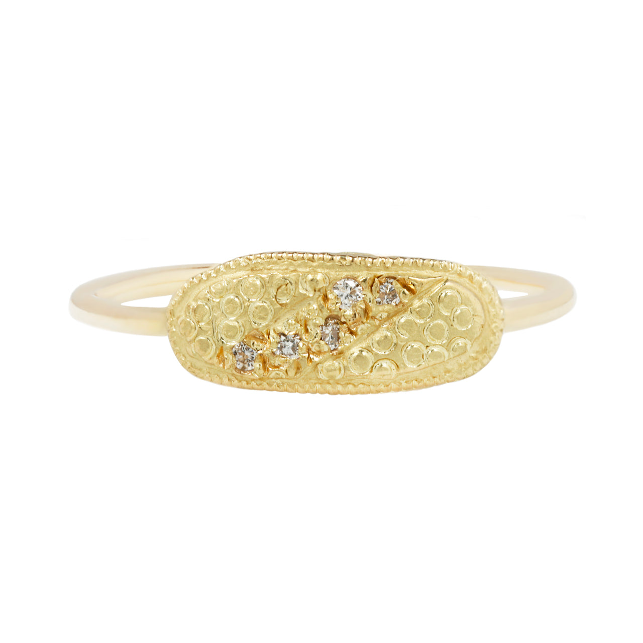 Fire Flay Trace Ring