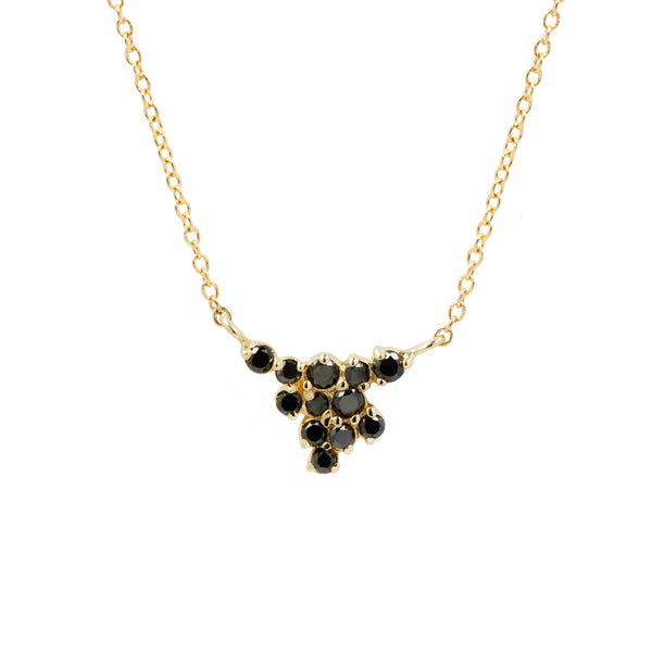 Helen Cluster Necklace