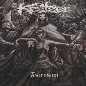 KEITZER - Ascension LP-Give Praise Records-GIVE PRAISE RECORDS - Record Label & Online Store