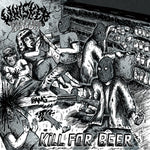WHISKER BISCUIT - Kill For Beer LP-Give Praise Records-GIVE PRAISE RECORDS - Record Label & Online Store