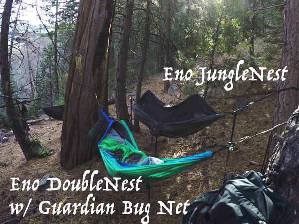 Eno Double Nest and Jungle Nest