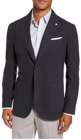 Unconstructed Travel Blazer