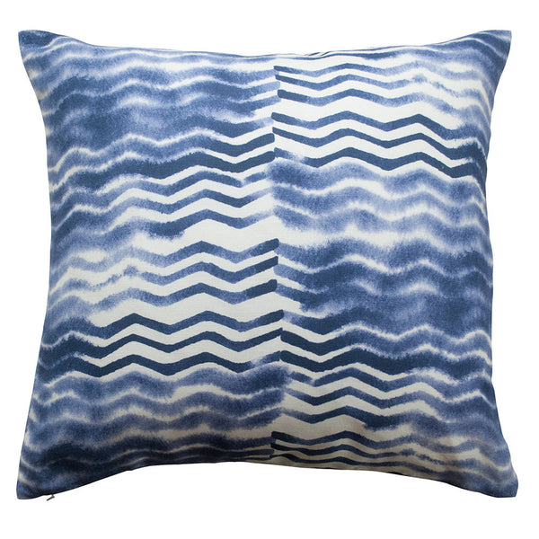 Soft Chevron Pillow