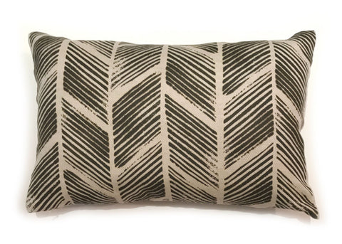 Chevron Arrow Pillow