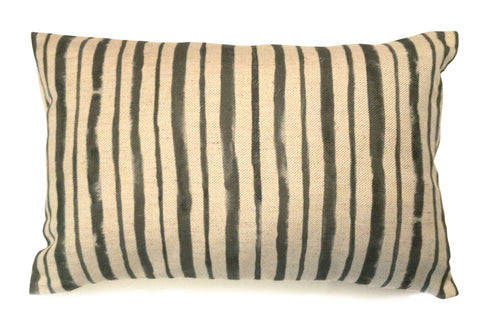 Washi Stripe Pillow