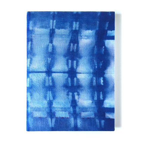 Shibori Journal, Grid pattern