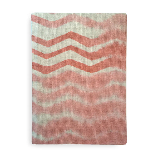 Soft Chevron Journal, small