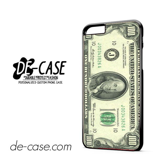 100 Dolar DEAL-02 Apple Phonecase Cover For Iphone 6 / 6S Plus