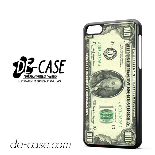 100 Dolar DEAL-02 Apple Phonecase Cover For Iphone 5C