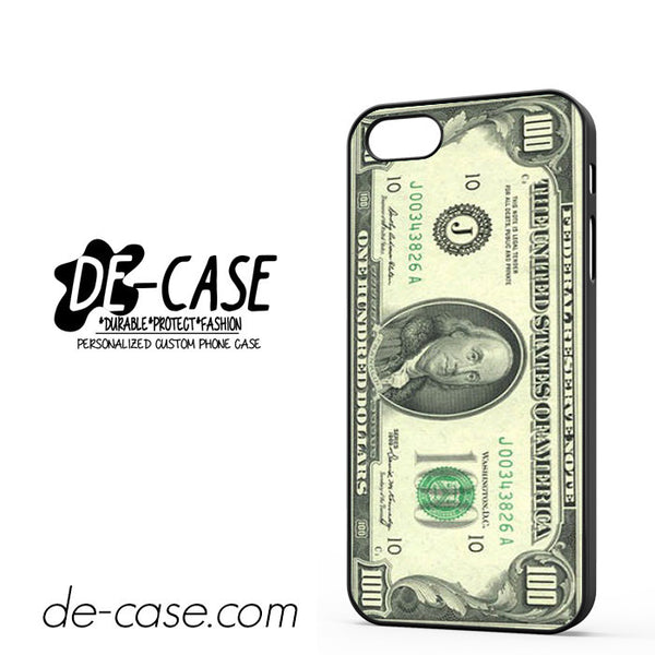 100 Dolar DEAL-02 Apple Phonecase Cover For Iphone 5 / Iphone 5S