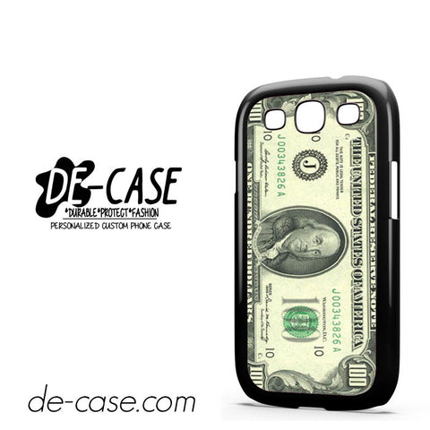 100 Dolar DEAL-02 Samsung Phonecase Cover For Samsung Galaxy S3 / S3 Mini