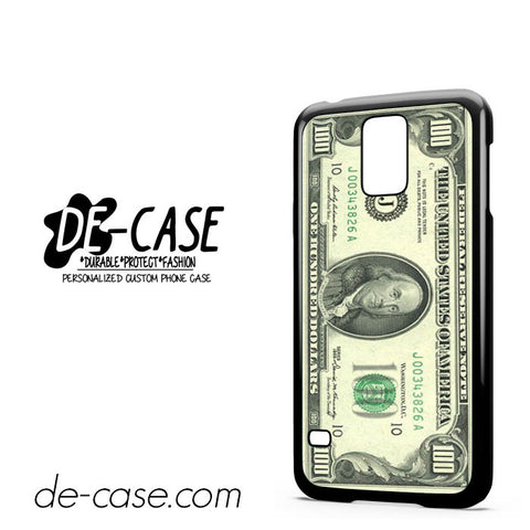 100 Dolar DEAL-02 Samsung Phonecase Cover For Samsung Galaxy S5 / S5 Mini