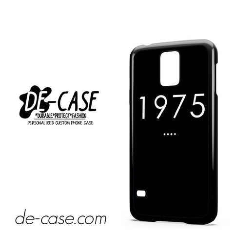 1975 DEAL-01 Samsung Phonecase Cover For Samsung Galaxy S5 / S5 Mini